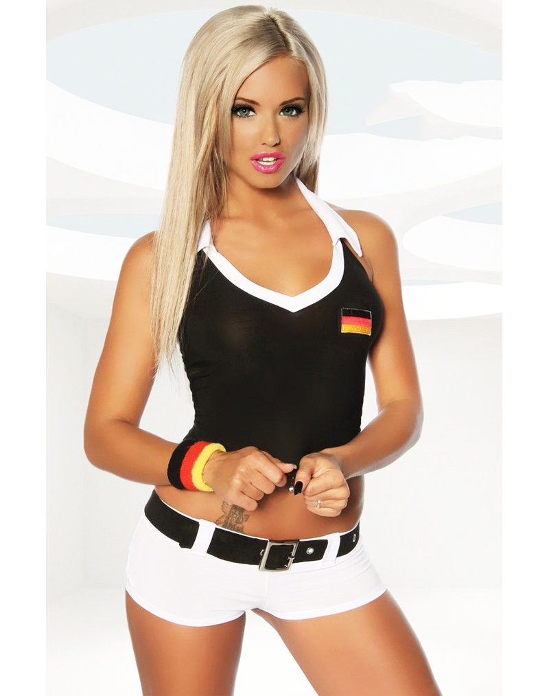 Deutschland Trikot Boyshort Sets