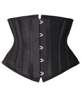Breathable Mesh Steel Boned Waspie Cincher