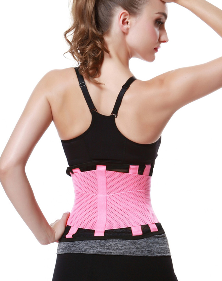Belt Fitness Body Shaper Pink