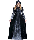 Black Deluxe Witch Costume